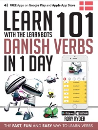 Omslag för 'Learn 101 Danish Verbs in 1 Day with the Learnbots - 1908869319'