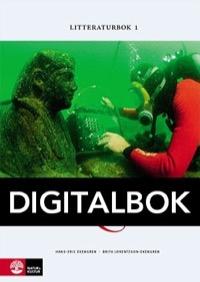 Ekengrens svenska Litteraturbok 1 (3:e uppl) Digital - Ekengren, Hans-EricLorentzson-Ekengren, Brita