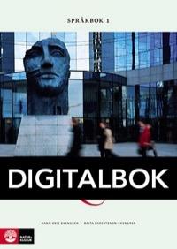 Ekengrens svenska Språkbok 1 (3:e uppl) Digital - Ekengren, Hans-EricLorentzson-Ekengren, Brita