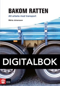 Framåt Bakom ratten (Transport) Digital - Johansson, Märta