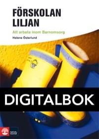 Framåt Förskolan Liljan (Barnomsorg) Digital - Österlund, Helene