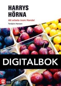 Framåt Harrys hörna (Handel) Digital - Hansen, Torbjörn
