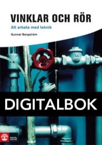 Framåt Vinklar och rör (Teknik) Digital - Bergström, Gunnel