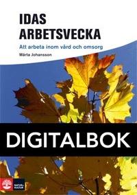 Framåt Idas arbetsvecka (Vård) Digital - Johansson, Märta
