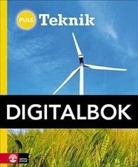 PULS Teknik 7-9 4:e uppl Grundbok digital - Sjöberg, Staffan