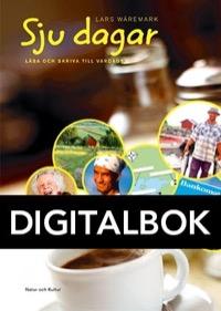 Sju dagar Lärobok Digital - Wäremark, Lars