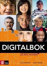 SOL 3000 Samhällskunskap på lätt svenska Digital - Hildingson, KajWergel, Karin