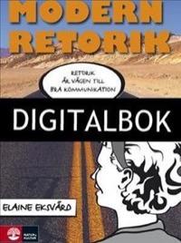Modern retorik Grundbok Digtal - Eksvärd, Elaine