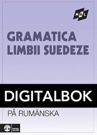 Mål Svensk grammatik på rumänska Digital, utan ljud - Ballardini, KerstinStjärnlöf, SuneViberg, Åke