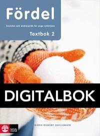 Fördel SVA för unga nybörjare 2 Textbok Digital - Ramsby Guillemain, Maria