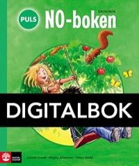 PULS NO-boken 1-3 Grundbok Interaktiv - Skiöld, GittenEnwall, LennartJohansson, Birgitta