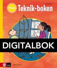 PULS Teknik-boken 1-3 Grundbok Interaktiv - Sjöberg, Staffan