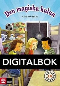 ABC-klubben åk 1, Läsebok A Digital - Wänblad, Mats