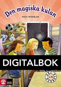 ABC-klubben åk 1, Läsebok B Digital - Wänblad, Mats