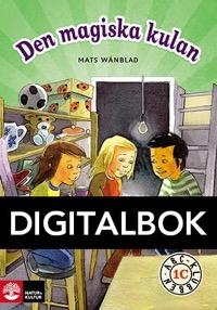 ABC-klubben åk 1, Läsebok C Digital - Wänblad, Mats