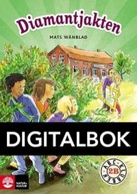 ABC-klubben åk 2, Läsebok B Digital - Wänblad, Mats