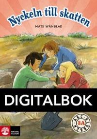 ABC-klubben åk 3, Läsebok A Digital - Wänblad, Mats