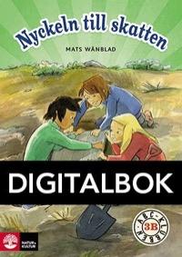 ABC-klubben åk 3, Läsebok B Digital - Wänblad, Mats