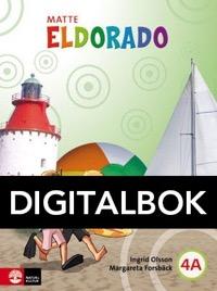 Eldorado, matte 4A Grundbok Digital - Forsbäck, MargaretaOlsson, Ingrid