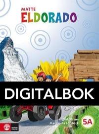 Eldorado, matte 5A Grundbok Digital - Forsbäck, MargaretaOlsson, Ingrid