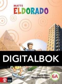 Eldorado, matte 6A Grundbok Digital - Forsbäck, MargaretaOlsson, Ingrid