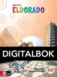 Eldorado, matte 6B Grundbok Digital - Forsbäck, MargaretaOlsson, Ingrid