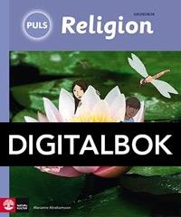 PULS Religion 4-6 Grundbok Interaktiv - Abrahamsson, Marianne