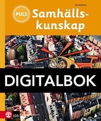 PULS Samhällskunskap 4-6 Grundbok Interaktiv - Stålnacke, Anna Lena