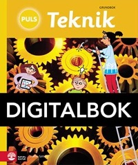 PULS Teknik 4-6 Grundbok Interaktiv - Sjöberg, Staffan
