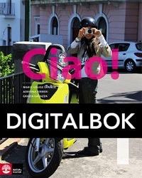 Ciao 1 Allt-i-ett-bok Interaktiv - Sanner, Marie-Louise