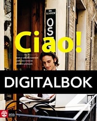 Ciao 2 Allt-i-ett-bok Interaktiv - Sanner, Marie-Louise