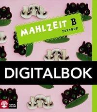 Mahlzeit B Textbok Interaktiv - Karlsson, KickiLindström, Ann-KristinSchornack, Gudrun