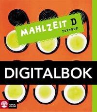 Mahlzeit D Textbok Interaktiv - Karlsson, KickiLindström, Ann-KristinSchornack, Gudrun