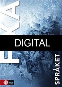 Fixa språket 1 Digital - Lindholm, Ann-SofieSahlin, PärStensson, Helga