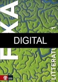 Fixa litteraturen 1 Digital - Lindholm, Ann-SofieSahlin, PärStensson, Helga