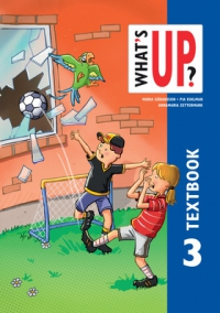 Omslag för 'What's up år 3 Textbook - 523-0426-6'