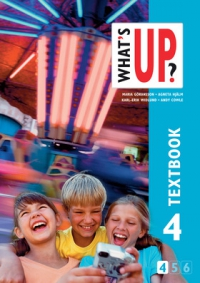 Omslag för 'What's up år 4 Textbook - 622-7246-3'