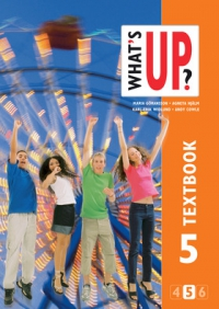 Omslag för 'What's up år 5 Textbook - 622-7442-9'