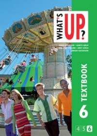 Omslag för 'What's up år 6 år 4-6 Textbook - 622-8702-3'