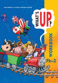 Omslag för 'What's up Fk-2 Workbook - 622-9601-8'