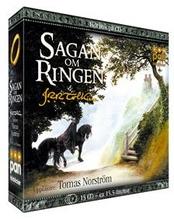 Sagan Om Ringen Cd Bok