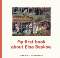 Omslag för 'My first book about Elsa Beskow - 88439-35-2'