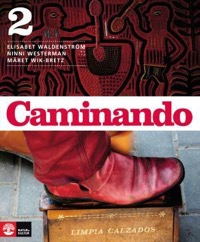Caminando 2 Lärobok inkl Elev-CD uppl 3