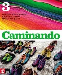 Caminando 3 Lärobok inkl cd uppl 3