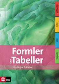 Formler och Tabeller Andra upplagan