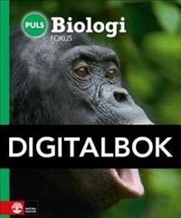 PULS Biologi 7-9 4e uppl Fokus Digital