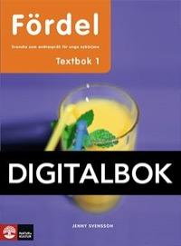 Fördel SVA för unga nybörjare 1 Textbok Digital