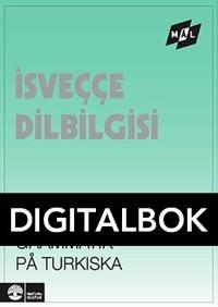 Mål Svensk grammatik på turkiska Digital, utan ljud