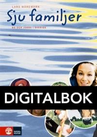 Sju familjer Bo och jobba i Sverige Digital