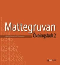 Mattegruvan Övningsbok 2 uppl 2